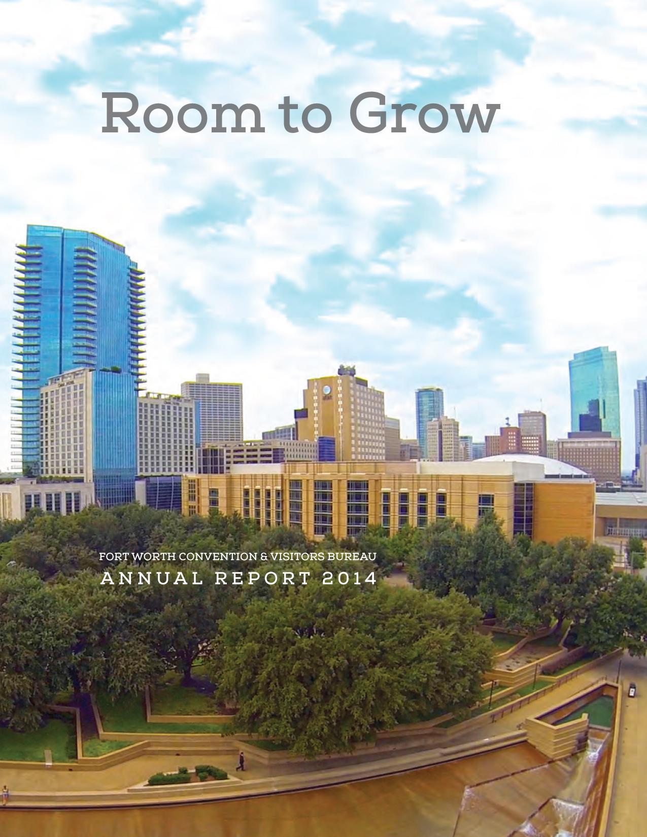 FY14 Annual Report Cover