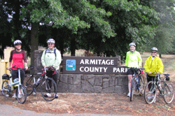 Armitage Park Bike Ride