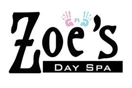 Zoe's Day Spa logo