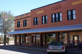 Mountainair Shaffer Hotel