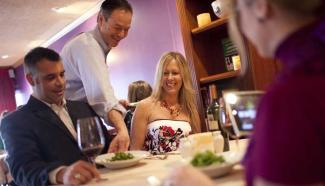 Dining in Wilmington and the Brandywine Valley