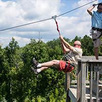 Zip Line at Nemacolin Woodlands Resort