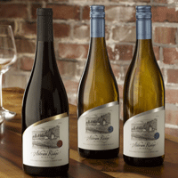 Silvan Ridge Wine Bottles