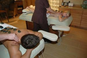 Winter Spa Experience