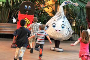 Hershey's Chocolate World Attraction