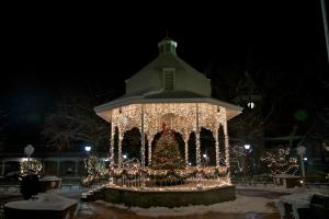 Christmas Bandstand Ligonier