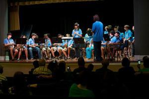 GCSU Band Camp