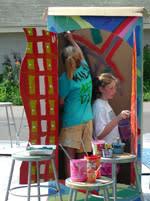 art camp kids