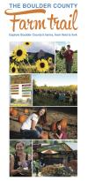 Farm Trail Brochure Cover