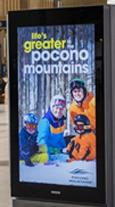 Winter 2015/16 - Transit - Digital Network - Pocono Mountains Visitors Bureau