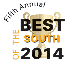AAA Southern Traveler: Fifth Annual - Best of the South 2014