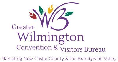 Wilmington Bran Conv Visit Logo w Tag