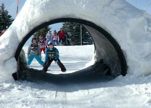 Ski School, Seven Springs Mountain Resort in Laurel Highlands