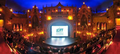 Gasparilla International Film Festival screening at the Tampa Theatre