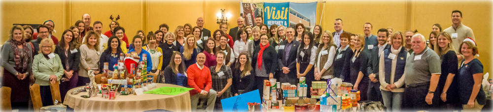 HHRVB Partners In Tourism Community Giving Event