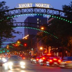 short north