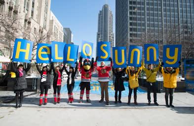 Hello Sunny Chicago