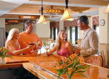 Myrtle Beach Restaurants - Cypress Dining Room