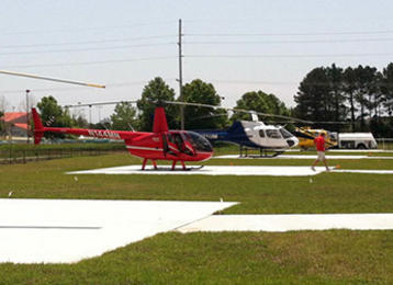 Myrtle Beach Activities - Helicopter Tours