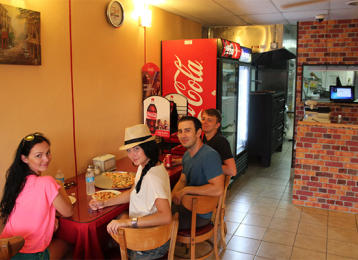 Myrtle Beach Restaurants - City Pizza