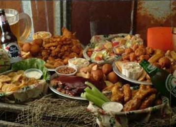 Myrtle Beach Restaurants - Bubba's Fish Shack