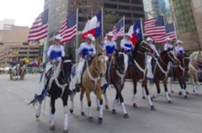 Houston Rodeo Parade
