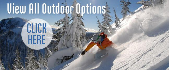 Outdoor Adventures Banner