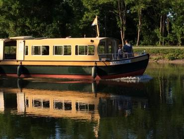 2016 Wine Tasting Cruises on Sam Patch Packet Boat with Pittsford Wines and Spirits