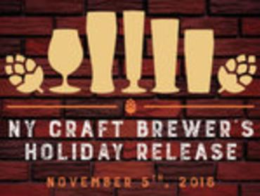 NYS Craft Brewer's Holiday Release