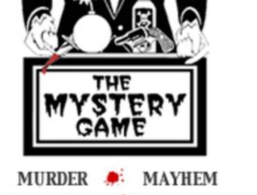 The Mystery Game at Via Girasole Wine Bar  Friday, January 27, 7:00 pm