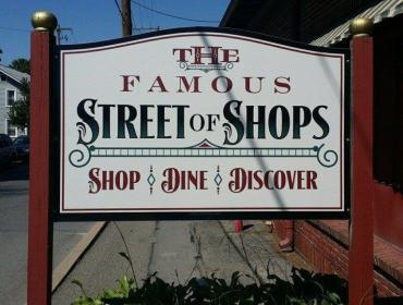 Street of Shops