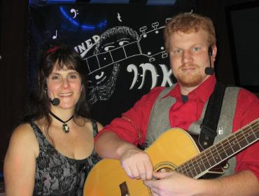 Live music at Via Girasole Wine Bar with Tuned InK