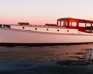 Antique Yacht