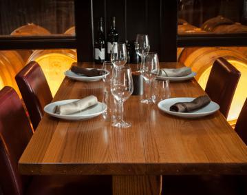 Brix Restaurant at Newport Vineyards