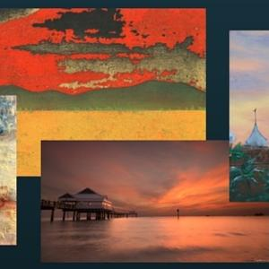 Scapes Artists' Reception and Show presented by Kokol Art Studio + Gallery