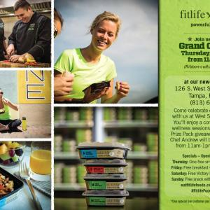 Fitlife Foods West Shore Town Square Grand Opening