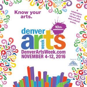 Denver Arts Week Logo 300x300