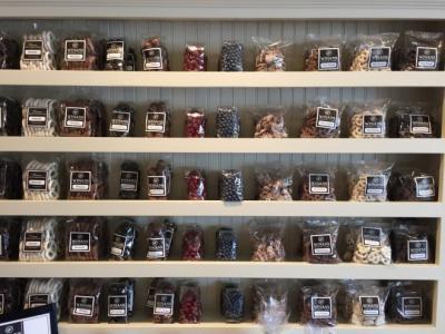 chocolates at Winans