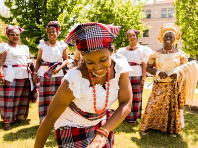 Pan African Festival