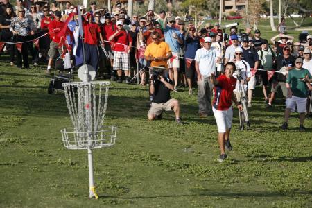 Disc Golf in Huntington Beach