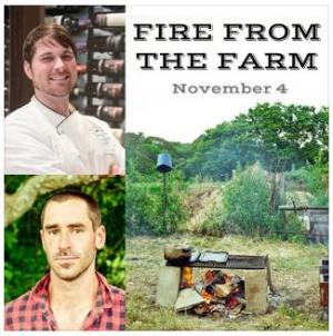 Fire From the Farm