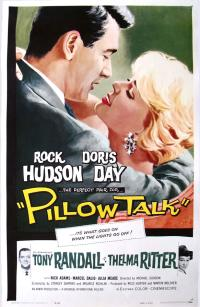 Pillow Talk movie poster PAC