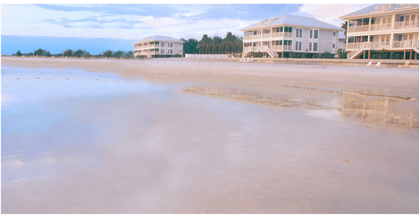 Palm Island Resort Beach