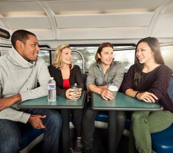 Amtrak Summer Campaign