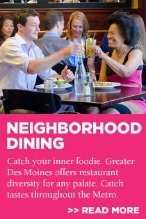 Neighborhood Dining
