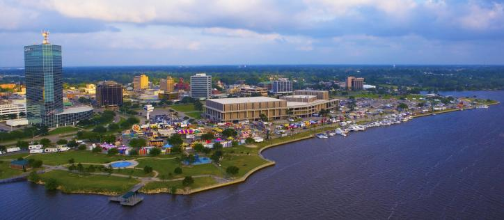 Lakefront Aerial Festivals