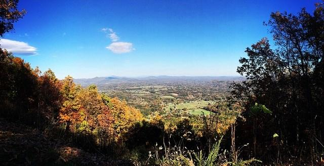 Scenic View - Fall Photo
