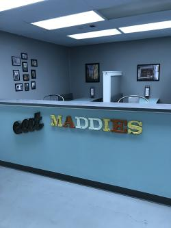 Come enjoy lunch or dinner at Maddie's in Brownsburg.