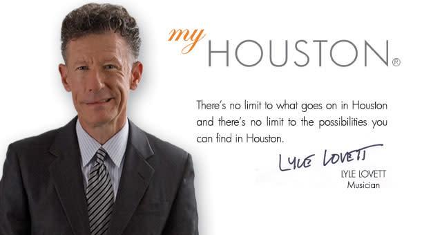 Lyle Lovett - My Houston