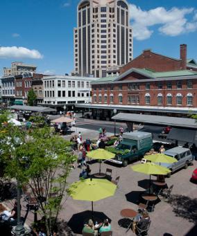 Downtown Roanoke City Market